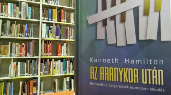 Kenneth Hamilton: Az aranykor után